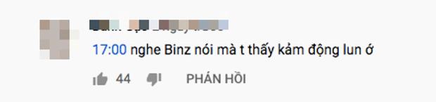 Dân mạng tràn vào phần thi của Ricky Star và đồng lòng nhắc tới Binz, xúc động trước câu nói cùng nhau làm nên lịch sử tại Rap Việt - Ảnh 10.