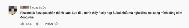 Dân mạng tràn vào phần thi của Ricky Star và đồng lòng nhắc tới Binz, xúc động trước câu nói cùng nhau làm nên lịch sử tại Rap Việt - Ảnh 11.