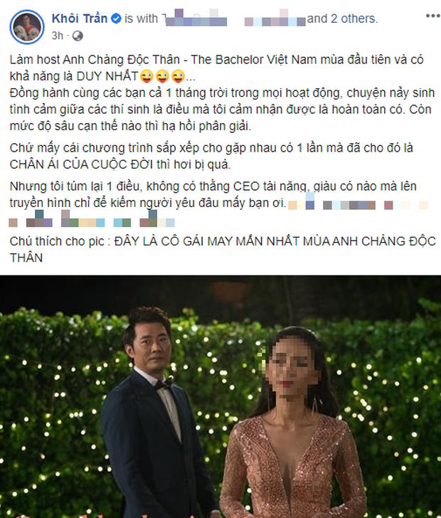 Pha Lê và Khôi Trần gây bão MXH với quan điểm yêu CEO: Không có CEO tài năng, giàu có nào lên truyền hình kiếm người yêu đâu! - Ảnh 2.