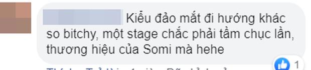 Somi cứ lên sân khấu là trợn mắt, liếc xéo làm cư dân mạng ngán ngẩm, chê bai biểu cảm nghèo nàn dù đã debut solo hơn 1 năm - Ảnh 16.