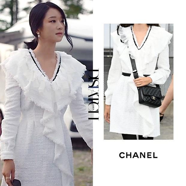 10 bộ váy đắt nhất của Seo Ye Ji trong Điên Thì Có Sao: Sương sương 50 triệu, khét nhất gần 300 triệu, ai chơi lại đây?  - Ảnh 4.