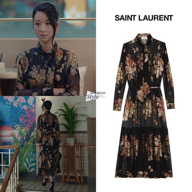10 bộ váy đắt nhất của Seo Ye Ji trong Điên Thì Có Sao: Sương sương 50 triệu, khét nhất gần 300 triệu, ai chơi lại đây?  - Ảnh 2.