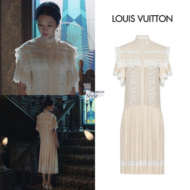 10 bộ váy đắt nhất của Seo Ye Ji trong Điên Thì Có Sao: Sương sương 50 triệu, khét nhất gần 300 triệu, ai chơi lại đây?  - Ảnh 3.