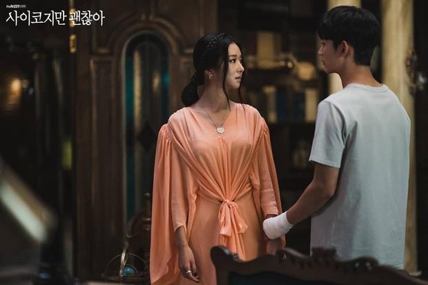 10 bộ váy đắt nhất của Seo Ye Ji trong Điên Thì Có Sao: Sương sương 50 triệu, khét nhất gần 300 triệu, ai chơi lại đây?  - Ảnh 11.