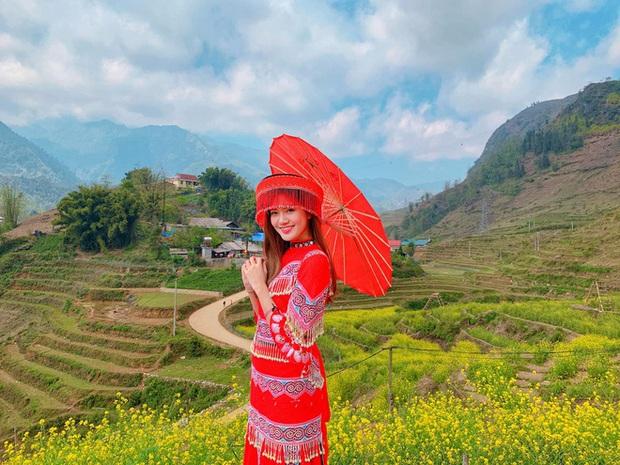Lộ diện Hoa khôi trường Đại học dự thi Hoa hậu Việt Nam 2020: Body nóng bỏng, ảnh đời thường gây bất ngờ - Ảnh 9.