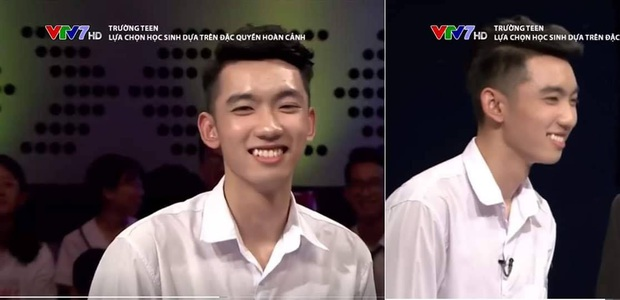 Nam sinh cao 1m8 nổi đình đám trên sóng VTV vừa đẹp trai, vừa tranh luận cực đanh thép cách đây 2 năm bây giờ ra sao? - Ảnh 1.