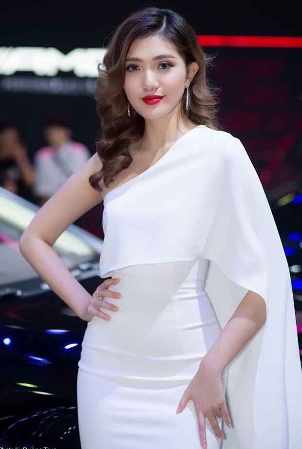 Lộ diện Hoa khôi trường Đại học dự thi Hoa hậu Việt Nam 2020: Body nóng bỏng, ảnh đời thường gây bất ngờ - Ảnh 5.