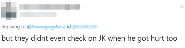 """Jimin bất cẩn 1 giây mà Jungkook và V dính """"liên hoàn cước"""", tưởng chuyện nhỏ nhưng ARMY tranh cãi gay gắt vì cậu út bị ngó lơ? - Ảnh 7."""