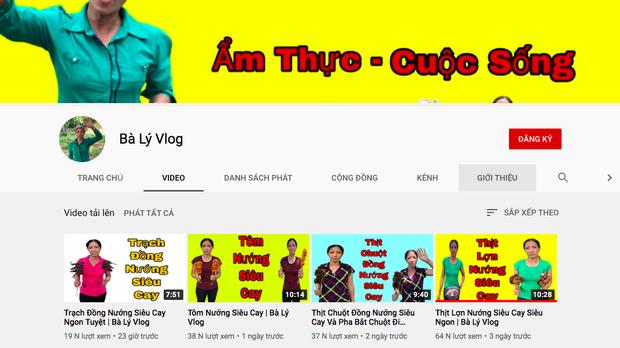 """Có không ít kênh """"bắt chước"""" Bà Tân Vlog trước đây nhưng tại sao đến Bà Lý Vlog mới bị phản ứng dữ dội như vậy? - Ảnh 2."""