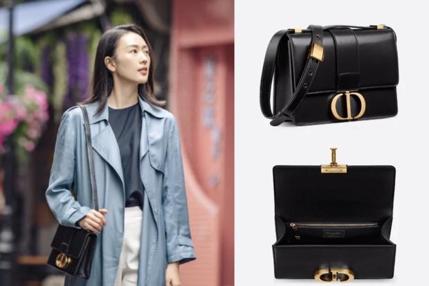 BST túi xách của Cố Giai trong 30 Chưa Phải Là Hết: Dior, Chanel đủ hết nhưng bất ngờ nhất là có cả Charles & Keith  - Ảnh 4.