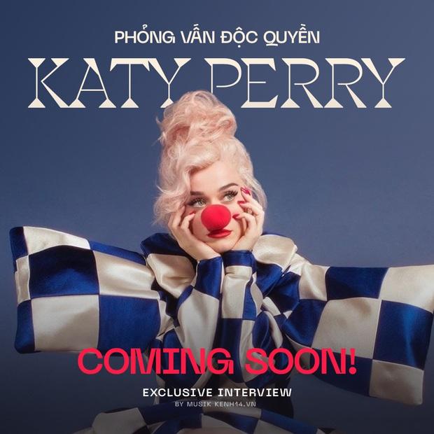 Katy Perry trả lời độc quyền Kenh14.vn: Rất thích BLACKPINK, nhưng sẽ không hợp tác với Kpop chỉ vì chạy theo thành tích! - Ảnh 6.