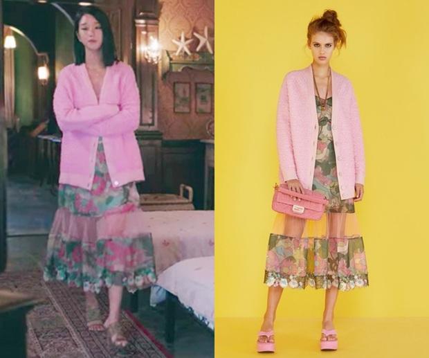 10 bộ váy đắt nhất của Seo Ye Ji trong Điên Thì Có Sao: Sương sương 50 triệu, khét nhất gần 300 triệu, ai chơi lại đây?  - Ảnh 7.