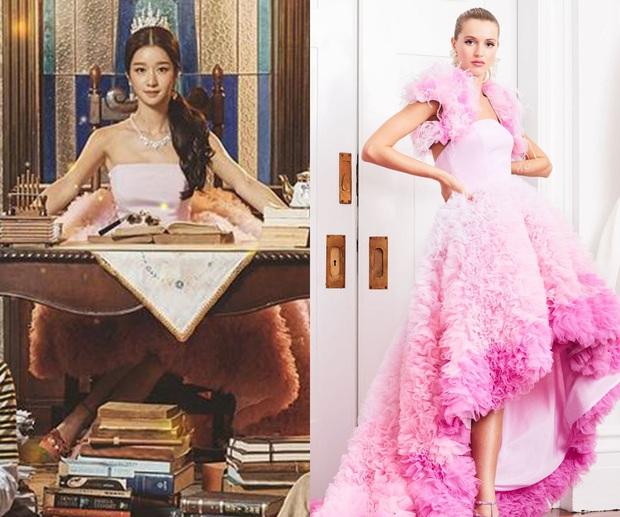 10 bộ váy đắt nhất của Seo Ye Ji trong Điên Thì Có Sao: Sương sương 50 triệu, khét nhất gần 300 triệu, ai chơi lại đây?  - Ảnh 1.