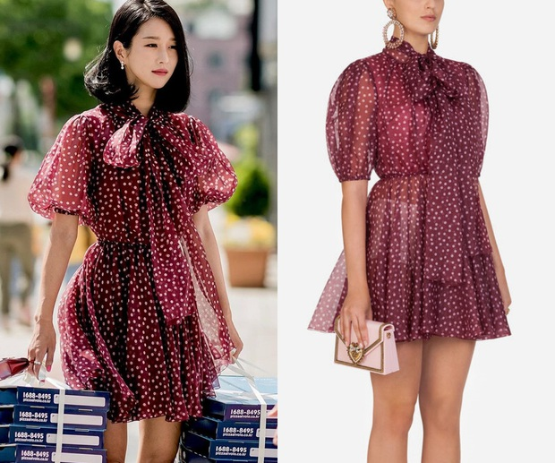 10 bộ váy đắt nhất của Seo Ye Ji trong Điên Thì Có Sao: Sương sương 50 triệu, khét nhất gần 300 triệu, ai chơi lại đây?  - Ảnh 8.