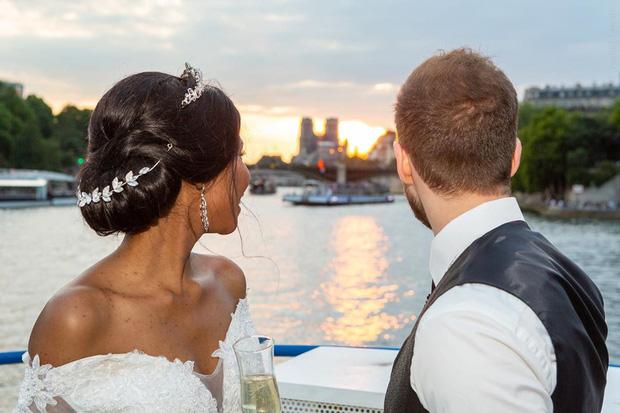 Cư dân mạng rần rần đăng ảnh check-in tại Paris (Pháp), tự nhủ muốn hạnh phúc bền lâu phải chụp ảnh cưới tại đây! - Ảnh 7.