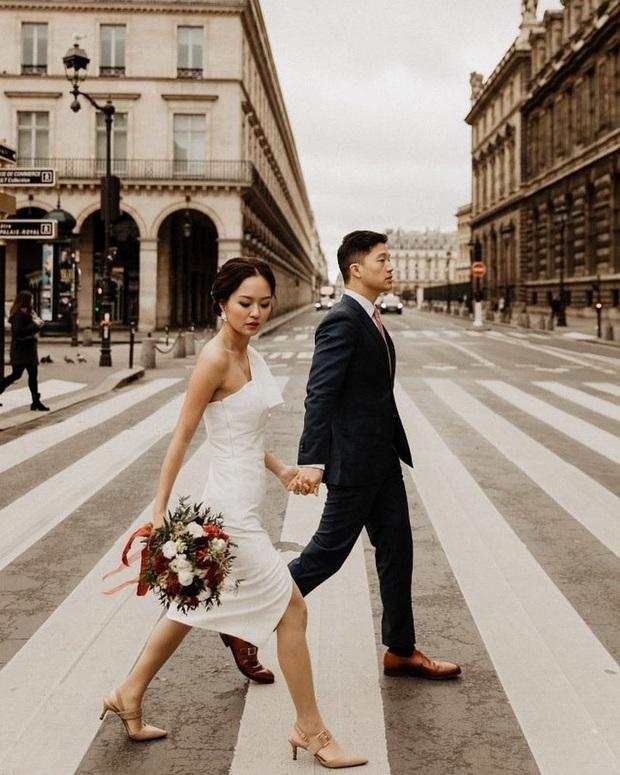 Cư dân mạng rần rần đăng ảnh check-in tại Paris (Pháp), tự nhủ muốn hạnh phúc bền lâu phải chụp ảnh cưới tại đây! - Ảnh 8.