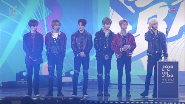 BTS giật giải Daesang duy nhất của Soribada Awards dù không tham dự; TWICE, Red Velvet và Kang Daniel chia đều các giải quan trọng còn lại - Ảnh 6.