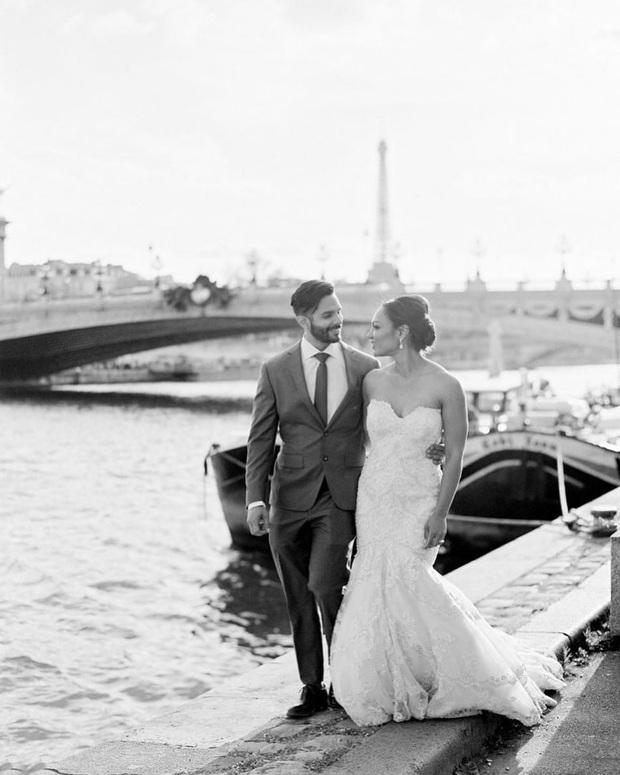 Cư dân mạng rần rần đăng ảnh check-in tại Paris (Pháp), tự nhủ muốn hạnh phúc bền lâu phải chụp ảnh cưới tại đây! - Ảnh 9.