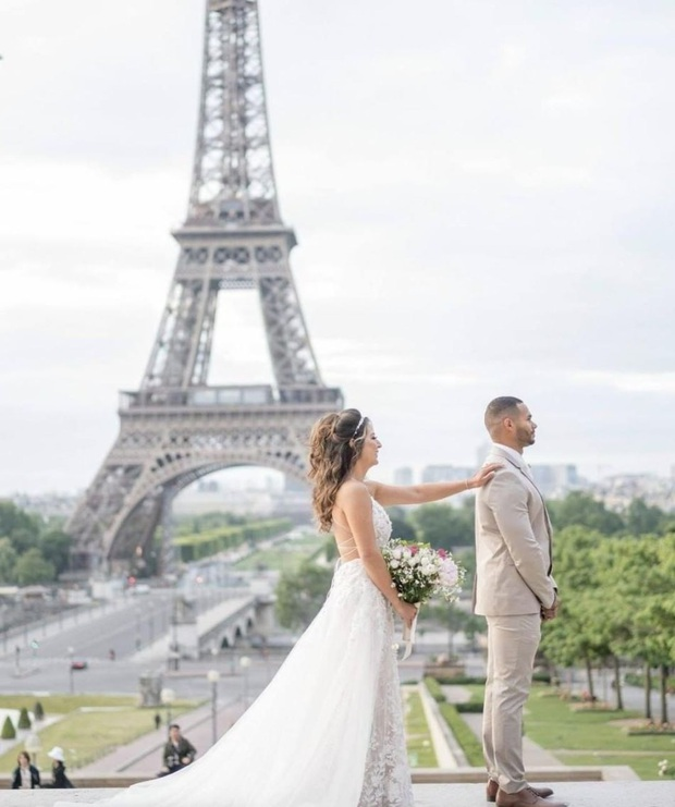Cư dân mạng rần rần đăng ảnh check-in tại Paris (Pháp), tự nhủ muốn hạnh phúc bền lâu phải chụp ảnh cưới tại đây! - Ảnh 10.
