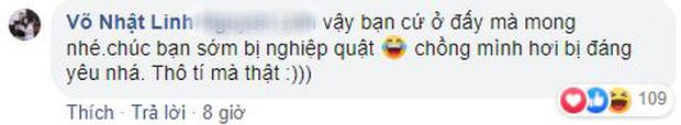 Động viên Âu Hà My, Nhật Linh bị anti-fan nhắc về trông Văn Đức và màn phản pháo cực gắt - Ảnh 3.