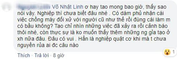 Động viên Âu Hà My, Nhật Linh bị anti-fan nhắc về trông Văn Đức và màn phản pháo cực gắt - Ảnh 4.