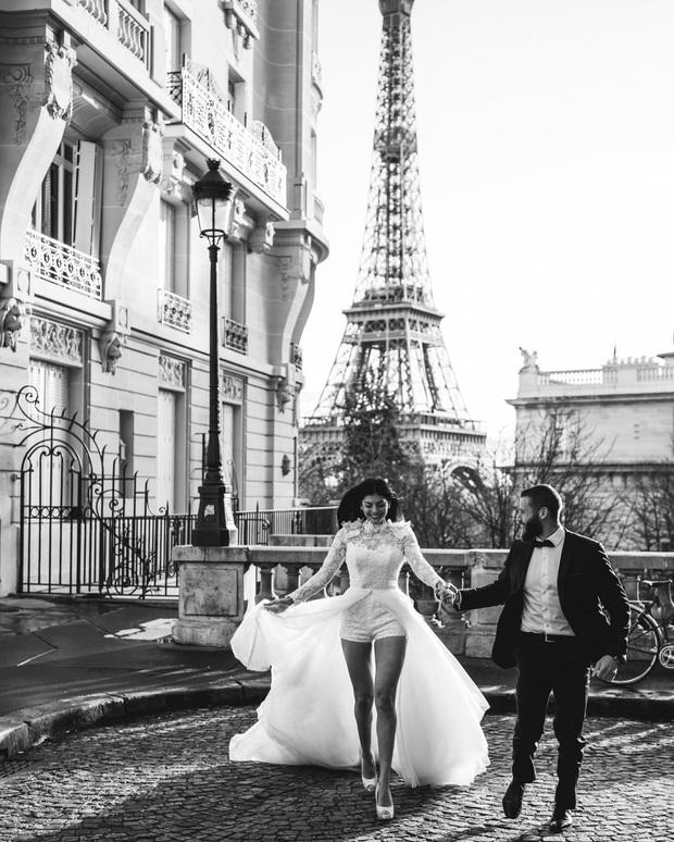 Cư dân mạng rần rần đăng ảnh check-in tại Paris (Pháp), tự nhủ muốn hạnh phúc bền lâu phải chụp ảnh cưới tại đây! - Ảnh 11.