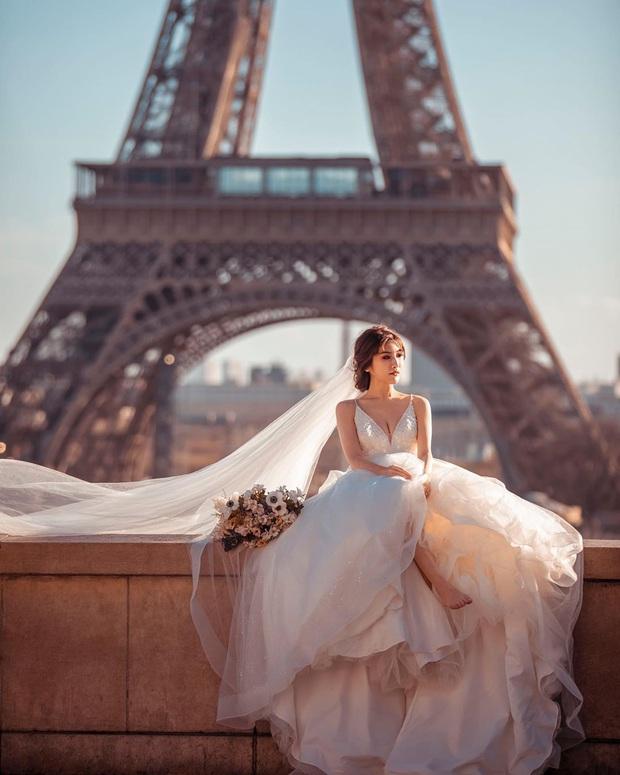 Cư dân mạng rần rần đăng ảnh check-in tại Paris (Pháp), tự nhủ muốn hạnh phúc bền lâu phải chụp ảnh cưới tại đây! - Ảnh 6.