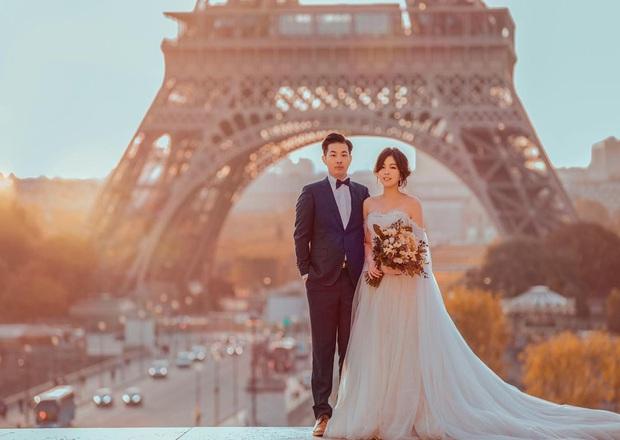 Cư dân mạng rần rần đăng ảnh check-in tại Paris (Pháp), tự nhủ muốn hạnh phúc bền lâu phải chụp ảnh cưới tại đây! - Ảnh 3.