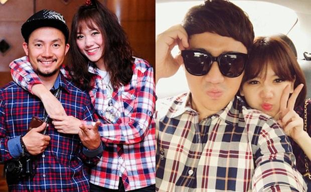 Hari Won bất ngờ lên tiếng về tin đồn Trấn Thành là người thứ ba chen vào mối tình 9 năm giữa cô với Tiến Đạt trên sóng truyền hình - Ảnh 2.