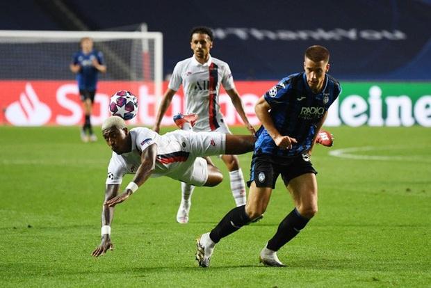 Atalanta 1-2 PSG: Ghi 2 bàn trong phút bù giờ, Neymar và đồng đội lật kèo siêu kịch tính để lọt vào bán kết Champions League - Ảnh 1.