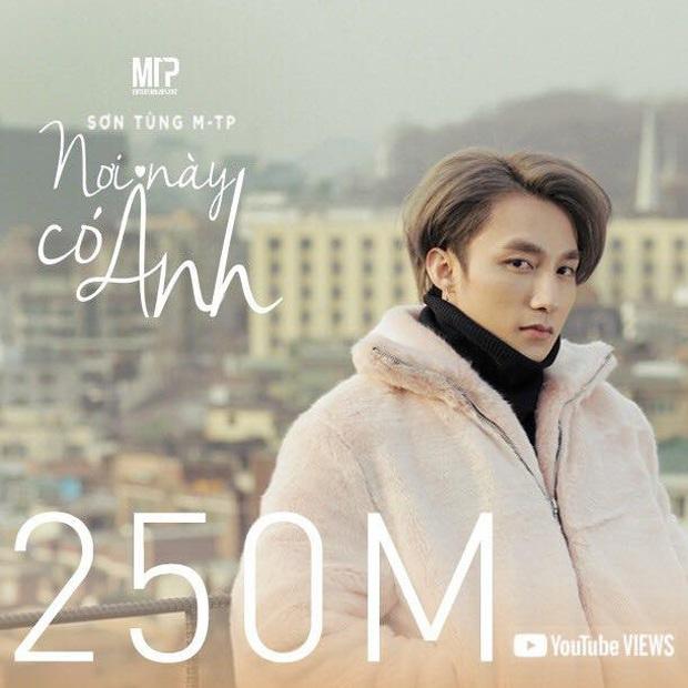 World Music Awards khẳng định Sơn Tùng M-TP là Hoàng tử nhạc Pop, Người phá kỉ lục và khen ngợi MV Nơi Này Có Anh - Ảnh 4.