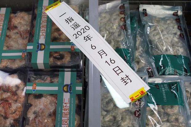 9 địa phương Trung Quốc phát hiện SARS-CoV-2 trên hàng đông lạnh nhập khẩu - Ảnh 1.
