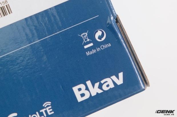 Trên tay BKAV C85 giá 500.000 đồng: Pin 3000mAh, chạy KaiOS, hỗ trợ 4G, tiếc rằng không có Wi-Fi - Ảnh 3.