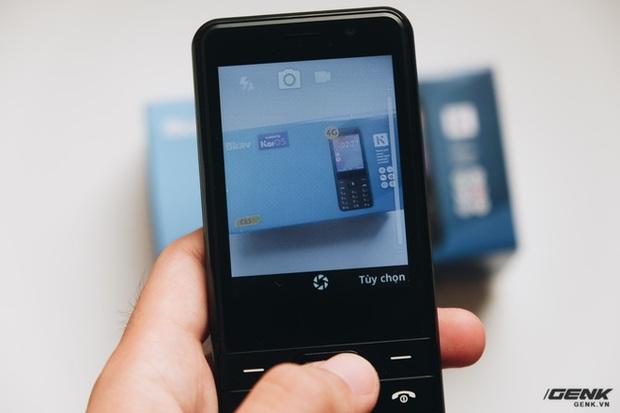 Trên tay BKAV C85 giá 500.000 đồng: Pin 3000mAh, chạy KaiOS, hỗ trợ 4G, tiếc rằng không có Wi-Fi - Ảnh 24.