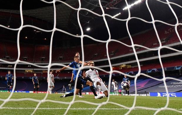 Atalanta 1-2 PSG: Ghi 2 bàn trong phút bù giờ, Neymar và đồng đội lật kèo siêu kịch tính để lọt vào bán kết Champions League - Ảnh 4.
