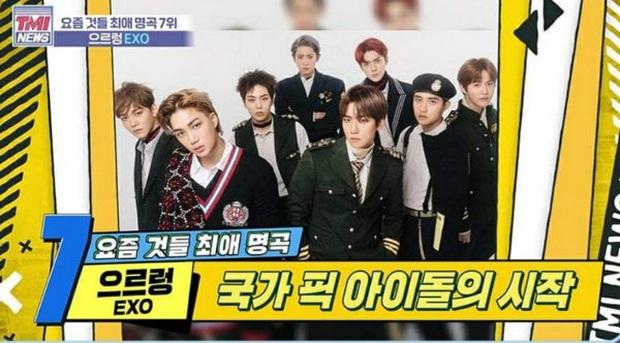 Mnet công bố top 10 hit Kpop đỉnh nhất thế kỷ 21: thật bất ngờ khi 2NE1, Big Bang, T-ara, BTS, BLACKPINK đều vắng mặt! - Ảnh 4.
