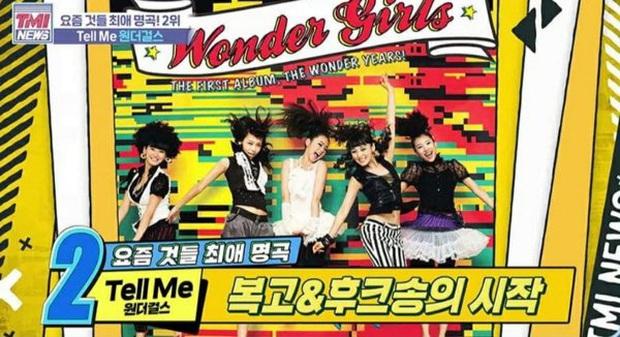 Mnet công bố top 10 hit Kpop đỉnh nhất thế kỷ 21: thật bất ngờ khi 2NE1, Big Bang, T-ara, BTS, BLACKPINK đều vắng mặt! - Ảnh 9.