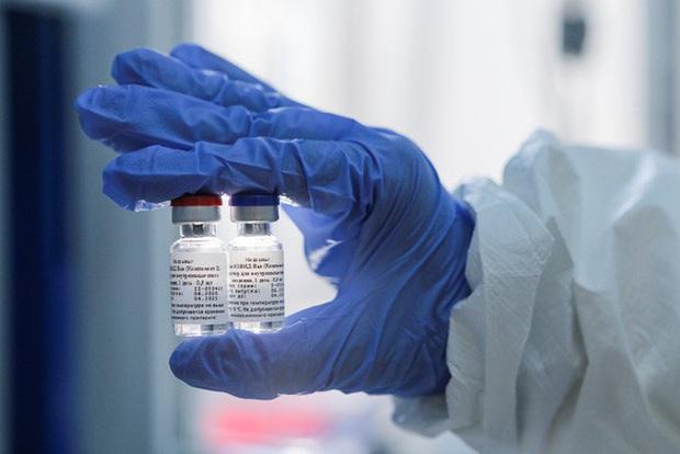 Việt Nam chưa đặt vấn đề mua vắc-xin của Nga - Ảnh 1.