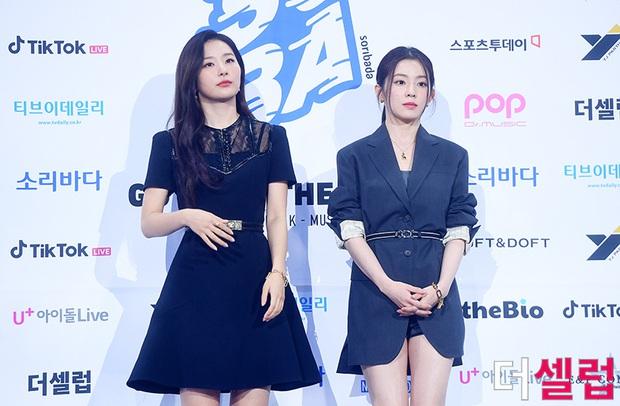 Siêu thảm xanh hot nhất Kpop hôm nay: TWICE sexy hầm hập đối đầu Red Velvet, Yerin (GFriend) mặt sưng vù giữa 50 idol - Ảnh 8.