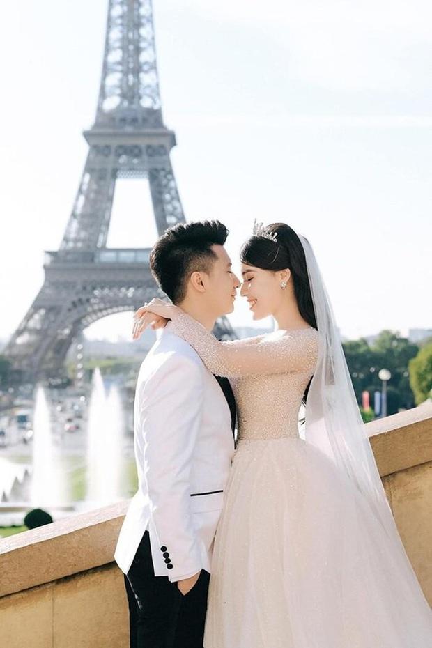 Cư dân mạng rần rần đăng ảnh check-in tại Paris (Pháp), tự nhủ muốn hạnh phúc bền lâu phải chụp ảnh cưới tại đây! - Ảnh 1.