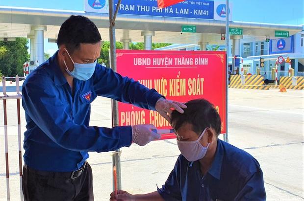 2 ca Covid-19 mới ở Quảng Nam: Người mang thai 5 tháng, người làm thợ nề về từ Đà Nẵng hơn 1 tháng trước - Ảnh 2.
