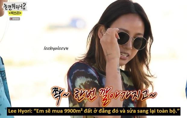 Lee Hyori đích thực là bằng chứng sống cho câu bên ngoài xinh đẹp, bên trong nhiều tiền! - Ảnh 6.