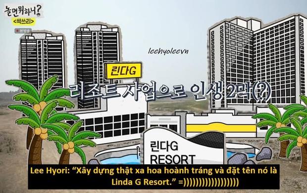 Lee Hyori đích thực là bằng chứng sống cho câu bên ngoài xinh đẹp, bên trong nhiều tiền! - Ảnh 7.