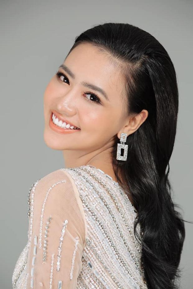 Cháu gái Trang Nhung ghi danh vào Hoa hậu Việt Nam 2020: Đẹp sắc sảo, xuất thân gia đình nghệ thuật, còn theo ngành đạo diễn - Ảnh 2.
