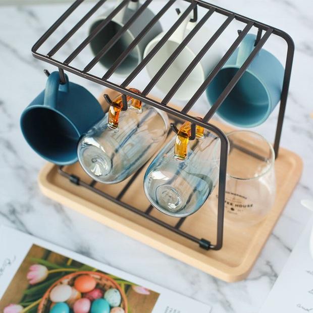 BLACKPINK có căn bếp vừa xinh vừa gọn thích mê, chị em mau sắm mấy món decor lợi hại để có bếp đẹp giống vậy - Ảnh 21.