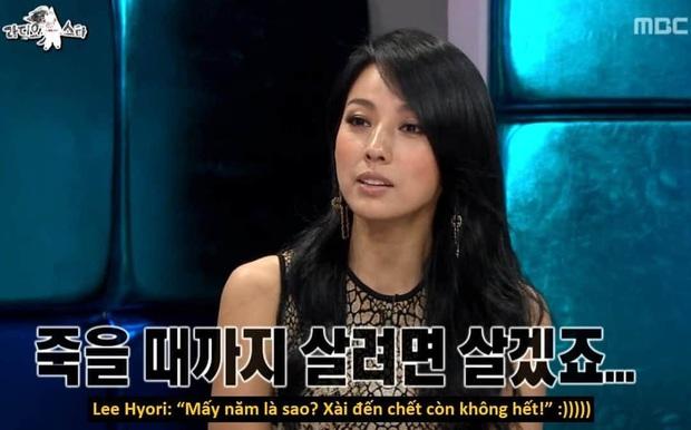 Lee Hyori đích thực là bằng chứng sống cho câu bên ngoài xinh đẹp, bên trong nhiều tiền! - Ảnh 3.
