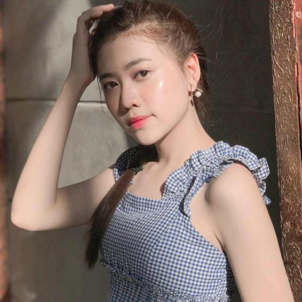 Cháu gái Trang Nhung ghi danh vào Hoa hậu Việt Nam 2020: Đẹp sắc sảo, xuất thân gia đình nghệ thuật, còn theo ngành đạo diễn - Ảnh 5.