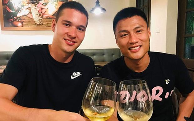 Thủ môn Việt kiều Filip Nguyễn bày tỏ mong muốn thi đấu cho tuyển Việt Nam, gửi lời tuyên chiến nhưng vẫn chu đáo chúc mừng sinh nhật Văn Lâm - Ảnh 5.