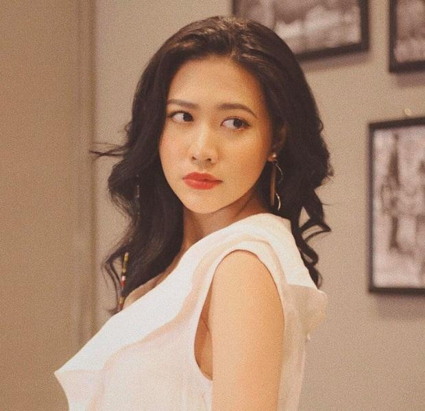 Cháu gái Trang Nhung ghi danh vào Hoa hậu Việt Nam 2020: Đẹp sắc sảo, xuất thân gia đình nghệ thuật, còn theo ngành đạo diễn - Ảnh 4.