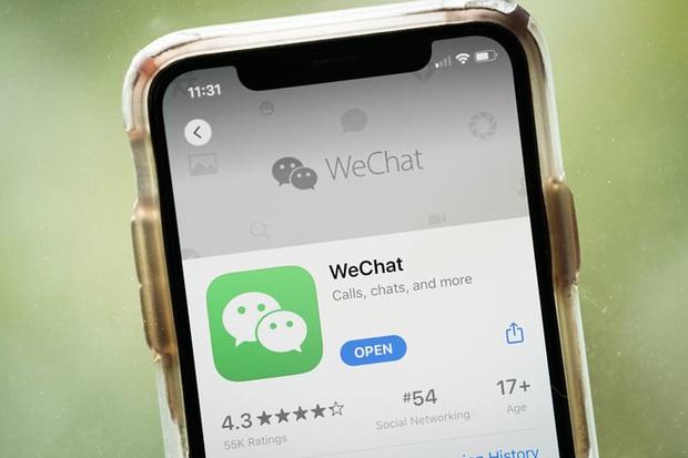 95% người dùng Trung Quốc thà bỏ iPhone còn hơn bỏ WeChat - Ảnh 1.
